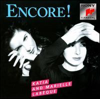 Encore! - Katia and Marielle Lab�que; Katia Lab�que (piano); Marielle Lab�que (piano)