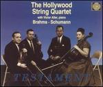 The Hollywood String Quartet Plays Brahms & Schumann