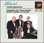 FaurT: Piano Quartets