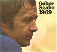 Gabor Szabo 1969 - Gabor Szabo