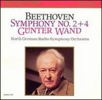 Beethoven: Symphony No. 2+4