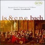J.S. Bach & C.P.E. Bach: Harpsichord Concertos