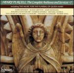 Henry Purcell: the Complete Anthems and Services 7