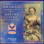 Bononcini: Amarilli ~ Cantatas for Solo Countertenor, Sonatas / Lesne, Il Seminario Musicale