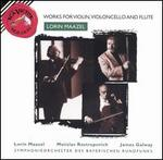 Lorin Maazel: Works for Violin, Violoncello & Flute