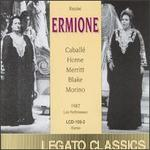 Rossini: Ermione (1987 Live Performance)