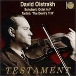 "Schubert: Octet In F/Tartini: Violin Sonata In G Minor ""Devil's Thrill"""