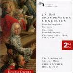 Bach: Brandenburg Concertos; Concertos BWV 1060, 1062, 1064