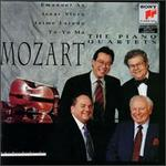 Mozart: The Piano Quartets