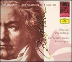 Beethoven: Historic Recordings