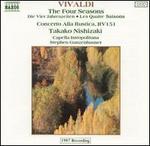 Vivaldi: The Four Seasons; Concerto alla rustica