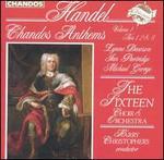 Handel: Chandos Anthems, Vol. 1 - Nos. 1, 2 & 3