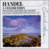 Handel: A Celebration - Crispian Steele-Perkins (trumpet); Gerald Gifford (organ); Jill Gomez (soprano); Keith Rhodes (organ); Northern Sinfonia;...