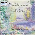 Ron Samuels Plays Clarinet Works By Duvernoy, Francaix, Auric & Devienne