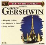 Gershwin: Rhapsody in Blue; An American in Paris; Porgy & Bess; etc.