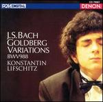 J.S. Bach: Goldberg Variations BWV 988