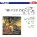 Bach: The Complete Sonatas for Flute