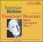 Tchaikovsky: Piano Concerto No1, Op23; Prokofiev: Piano Concerto No. 1