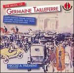 The Music Of Germaine Tailleferre