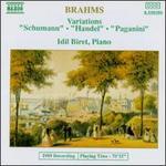Brahms: Variations
