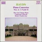 Haydn: Piano Concertos Nos. 4, 7, 9, 11