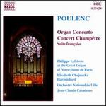 Organ Concerto in G Minor / Concert Champetre