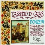 Donizetti-L'Assedio Di Calais / D. Jones, Du Plessis, Focile, Serbo, Smythe, Philharmonia Orchestra, Parry