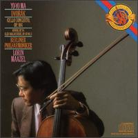 Dvor�k: Cello Concerto, Op. 104; Rondo, Op. 94; Klid/Waldesruhe, Op. 68 No. 5 - Berlin Philharmonic Orchestra