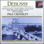 Debussy: Complete Works for Solo Piano, Vol. 4