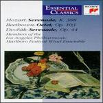 Mozart: Serenade; Beethoven: Octet; Dvoark: Serenade