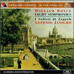 William Boyce Eight Symphonies