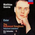 Hanns Eisler: The Hollywood Songbook