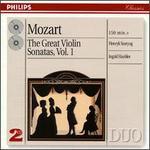 Mozart: The Great Violin Sonatas, Vol. 1