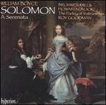 William Boyce: Solomon, A Serenata