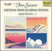 Vivaldi: The Four Seasons - Joseph Silverstein (violin); Boston Symphony Orchestra; Seiji Ozawa (conductor)