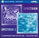 Spectrum - Contemporary Works for Piano