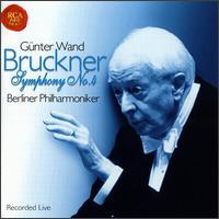 Bruckner: Symphony No. 4 - Berlin Philharmonic Orchestra; G�nter Wand (conductor)