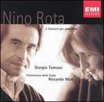 Nino Rota: 2 Concerti per pianoforte