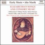 Elizabethian Songs and Consort Music
