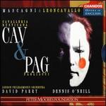 Mascagni: Cavalleria Rusticana-Leoncavallo: Pagliacci / David Parry