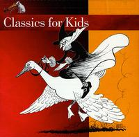 Classics for Kids - Graham Oppenheimer (viola); James Galway (flute); Leo Litwin (piano); Marisa Robles (harp); Martin Hoherman (cello);...