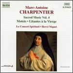 Charpentier: Sacred Music Volume 4