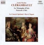 Clérambault-Le Triomphe D'Iris / Méchaly · Goubioud · Novelli · Bona · Le Concert Spirituel · Niquet