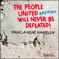 Rzewski: The People United Will Never Be Defeated! - Marc-Andr� Hamelin (piano)