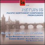 Returns: Pacific Northwest Composers from Europe
