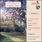 Century of English Song 2 / Various