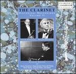 Clarinet Historical Recordings, Vol.2