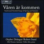 Vsren Sr Kommen: Swedish Songs of Spring & Summer
