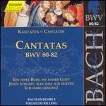 Sacred Cantatas Bwv 80-82