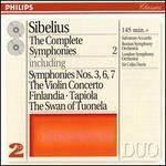 Sibelius: the Complete Symphonies 2